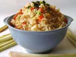 rice lemongrass