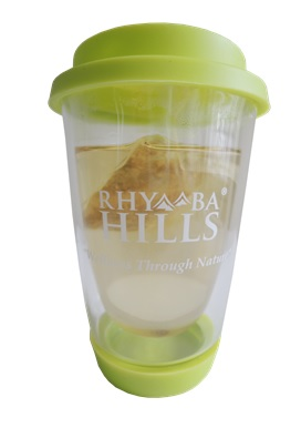 Rhymba Hills Double Wall Mug